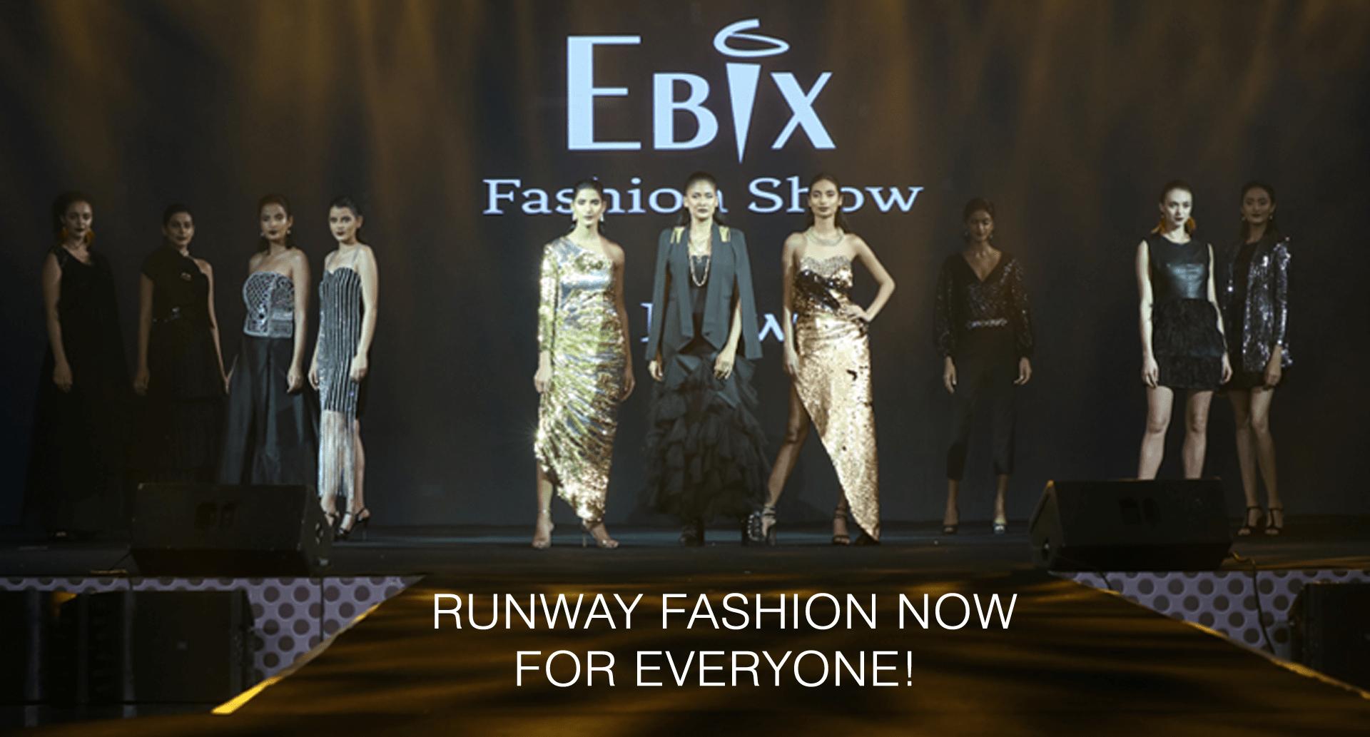 EBIX Fashion Show
