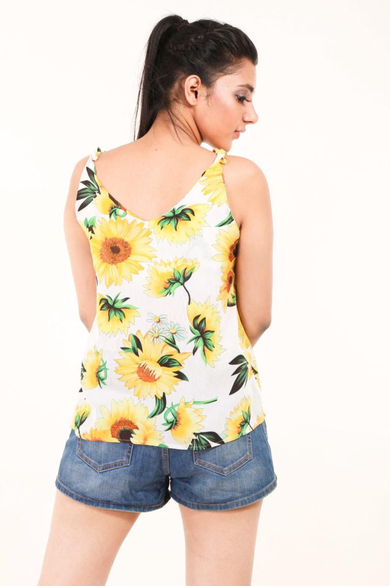 Sunflower Top