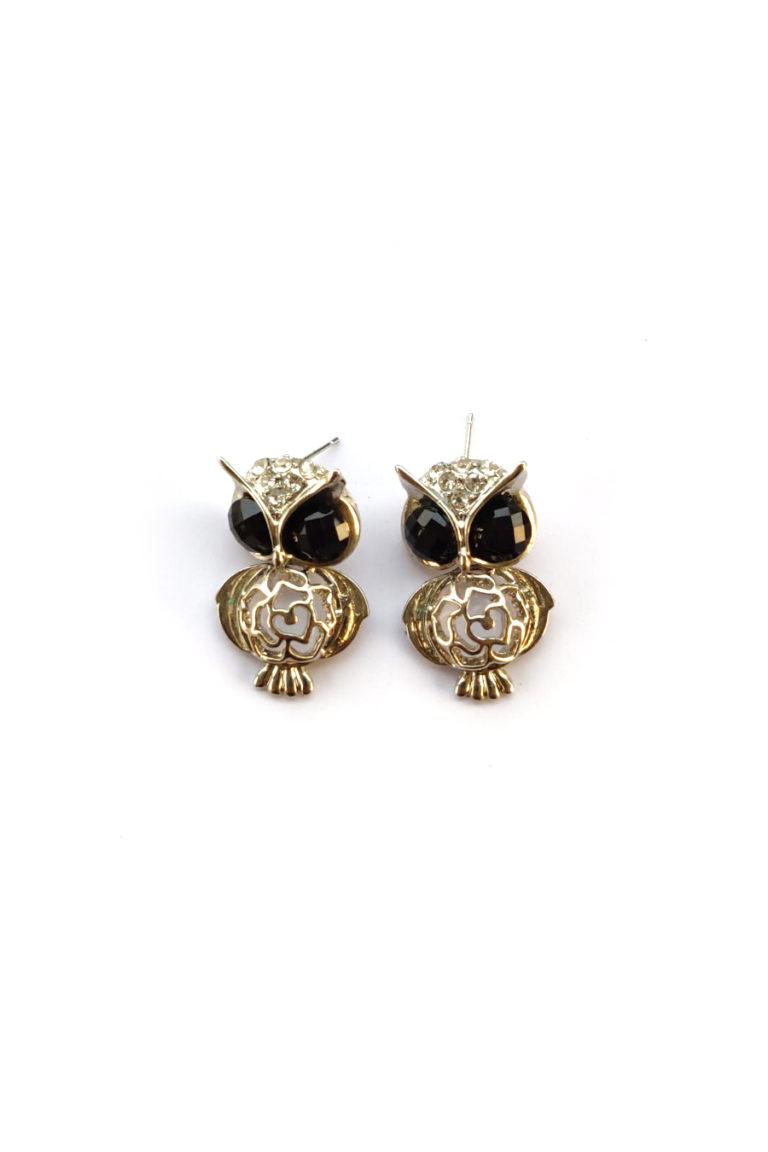 Cute Little Owls Studs