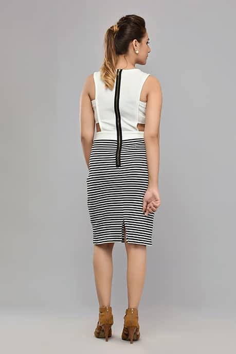 SAI 36 Cut-Style Dress