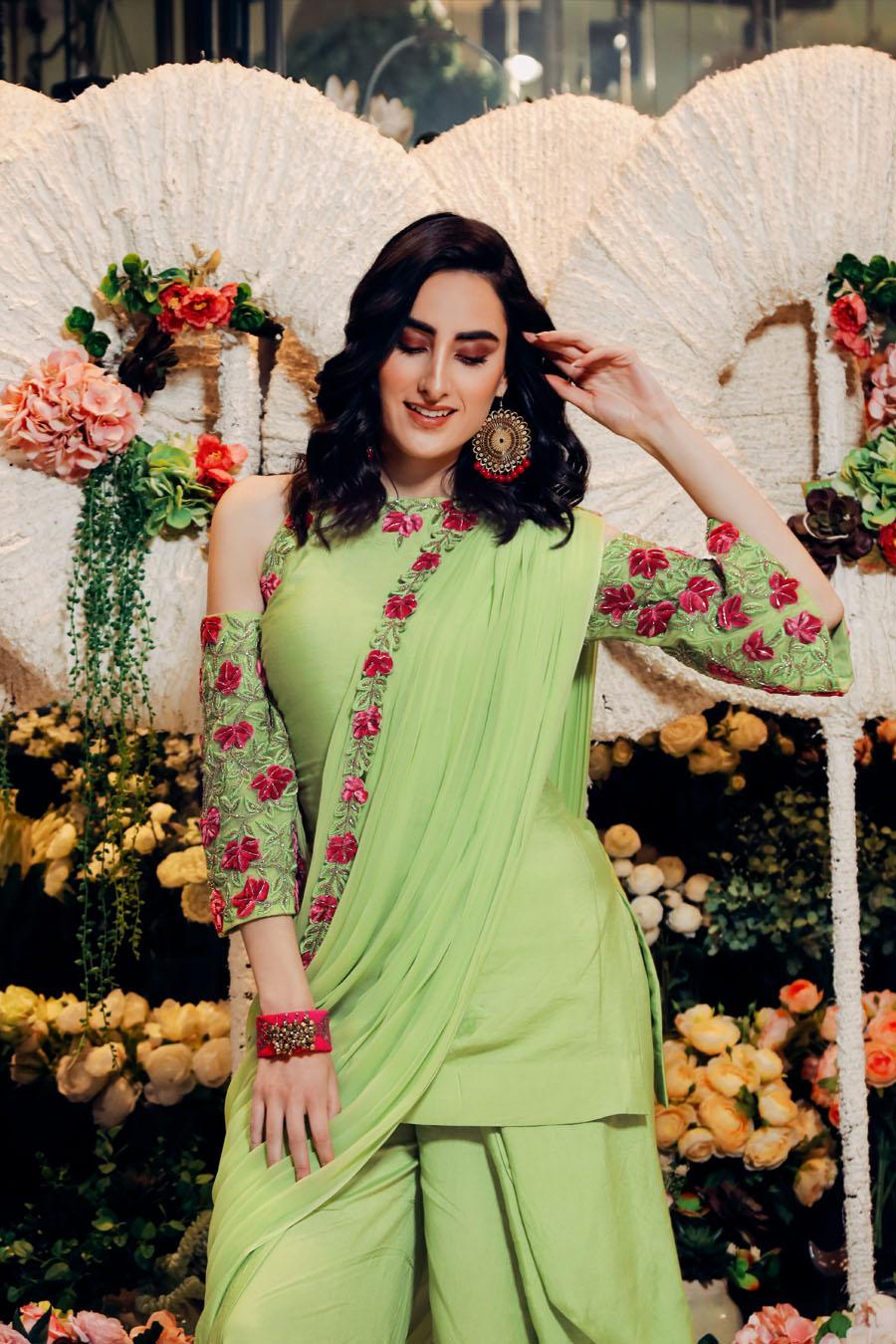 Punjabi Dhoti Suit